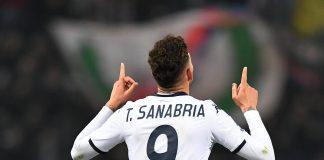 Sanabria Genoa