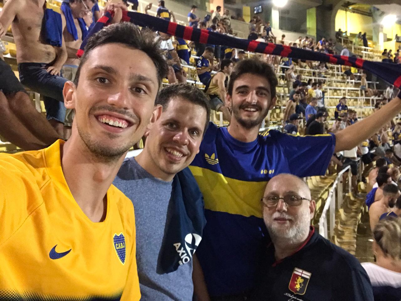 Boca Juniors Genoa Club Argentina
