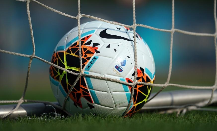Spadafora Nobili Serie A pallone Nike Merlin
