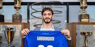 Gabbiadini Sampdoria