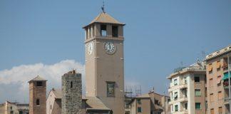 Savona torri del Brandale