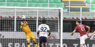 Perin Ibrahimovic Genoa