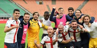 Genoa squadra