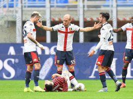 Masiello Genoa Ibrahimovic