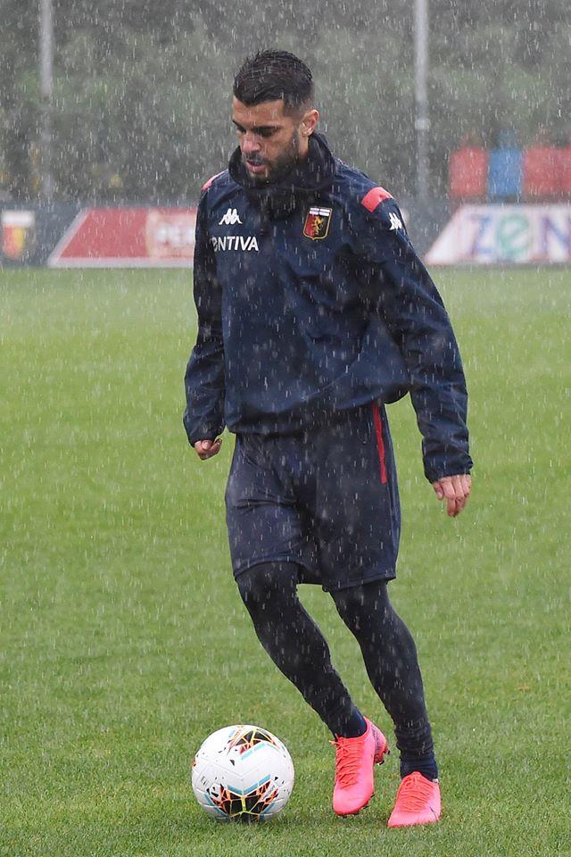 Iago Falque Genoa