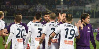 Serie A Fiorentina-Genoa