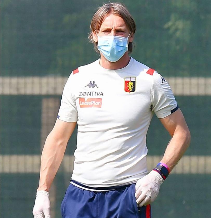 QUI PEGLI: terzo giorno di allenamenti per il Genoa ...