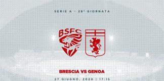 Brescia-Genoa