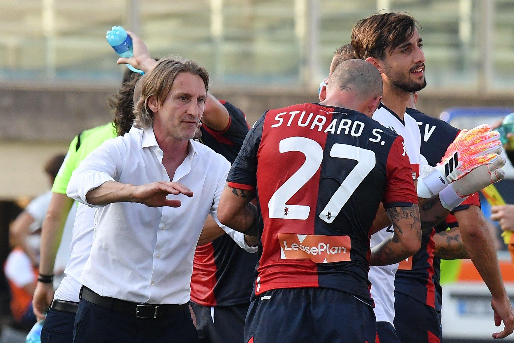 Nicola Sturaro Genoa