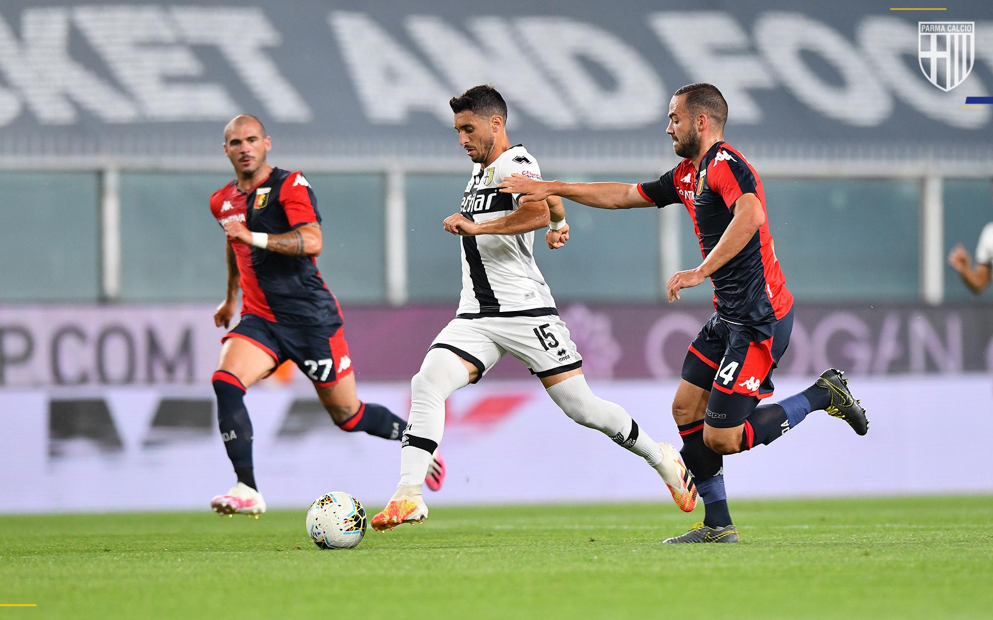 Biraschi Genoa-Parma