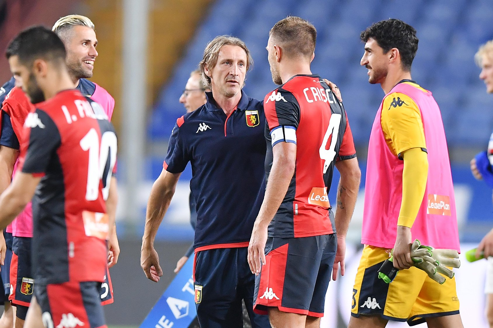 Nicola Criscito Genoa