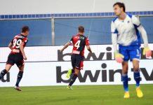 Criscito Genoa derby
