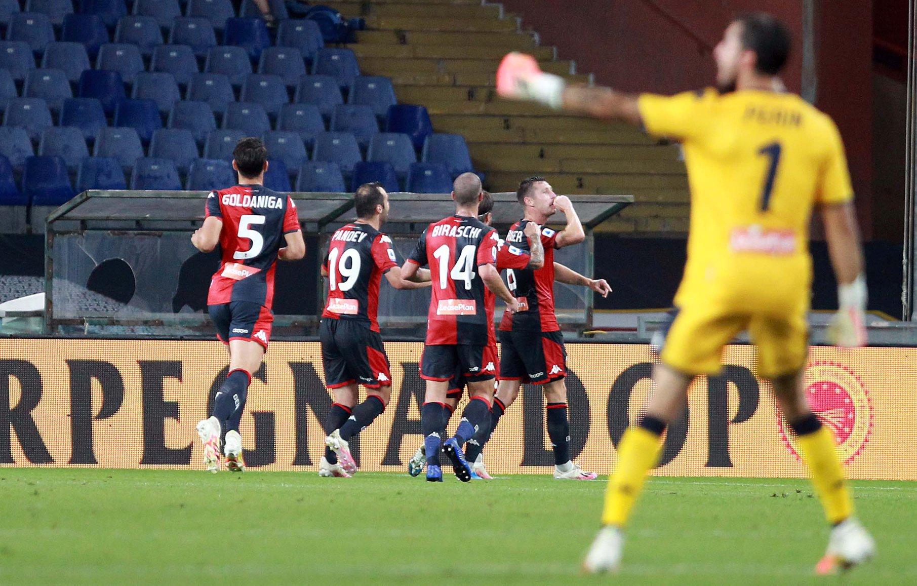 Serie A, le probabili formazioni di Genoa-Inter: Lautaro ancora in dubbio