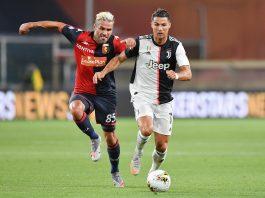 Behrami Ronaldo Genoa