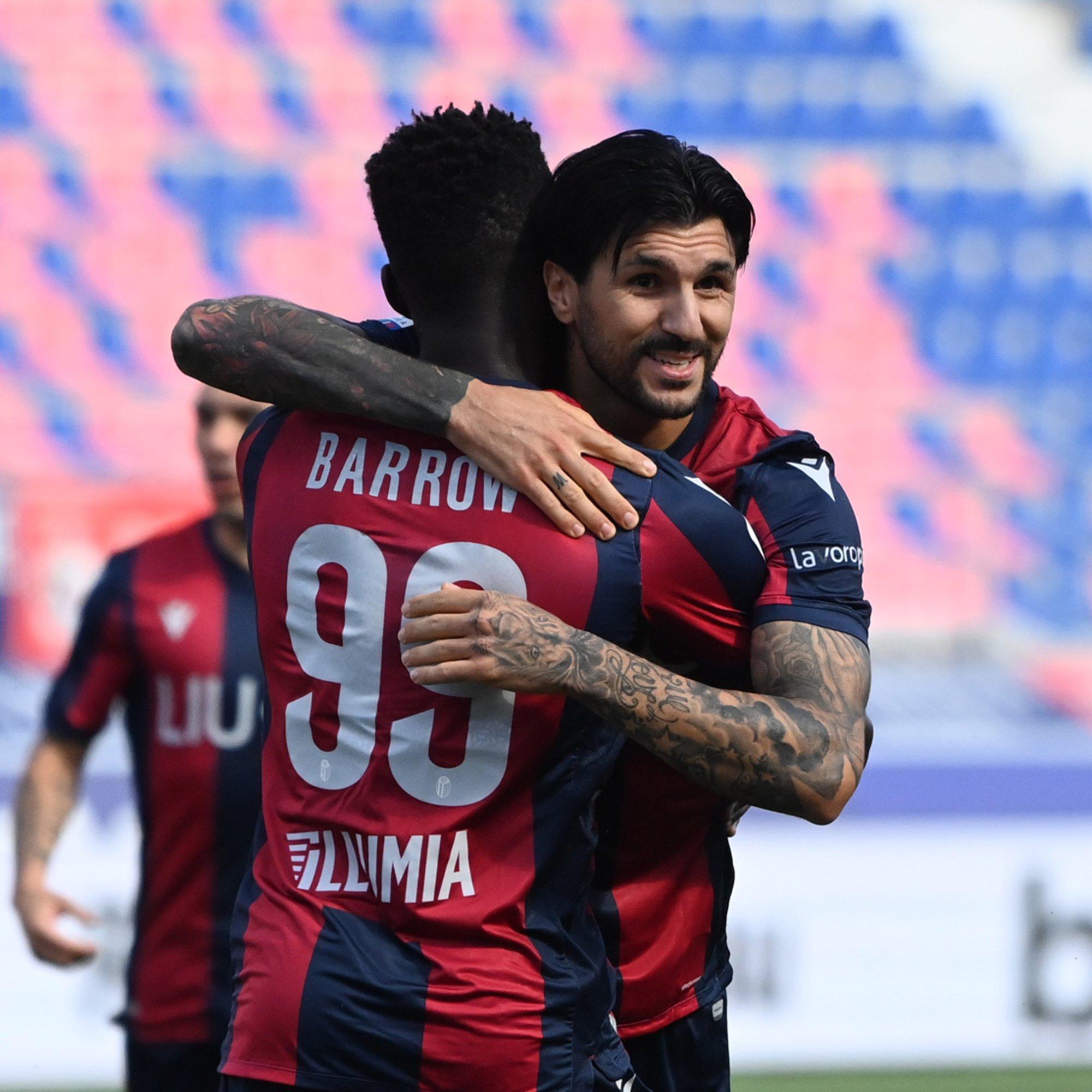 Barrow Soriano Bologna-Lecce
