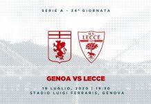 Genoa-Lecce