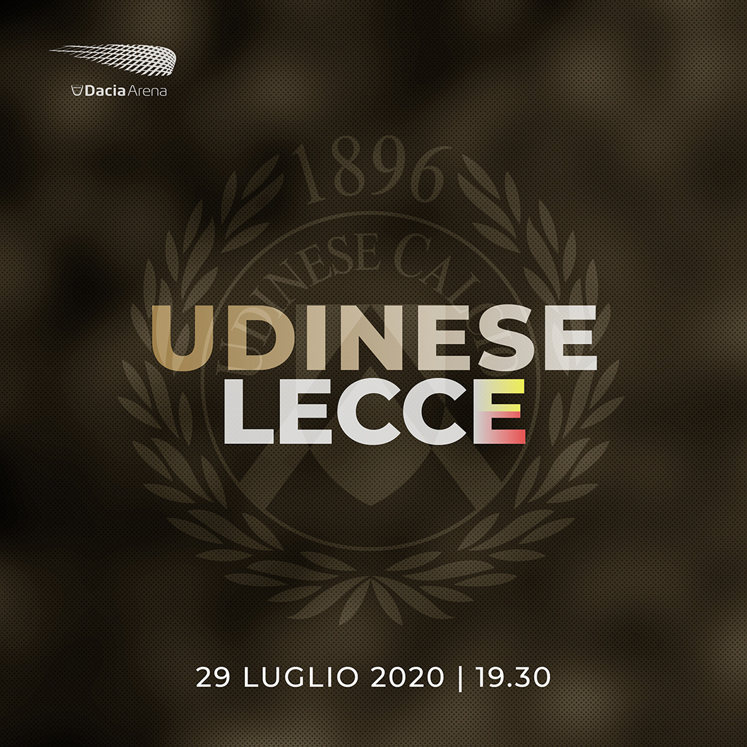 Udinese-Lecce