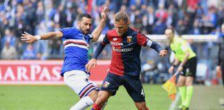 Criscito vs Sampdoria 2019
