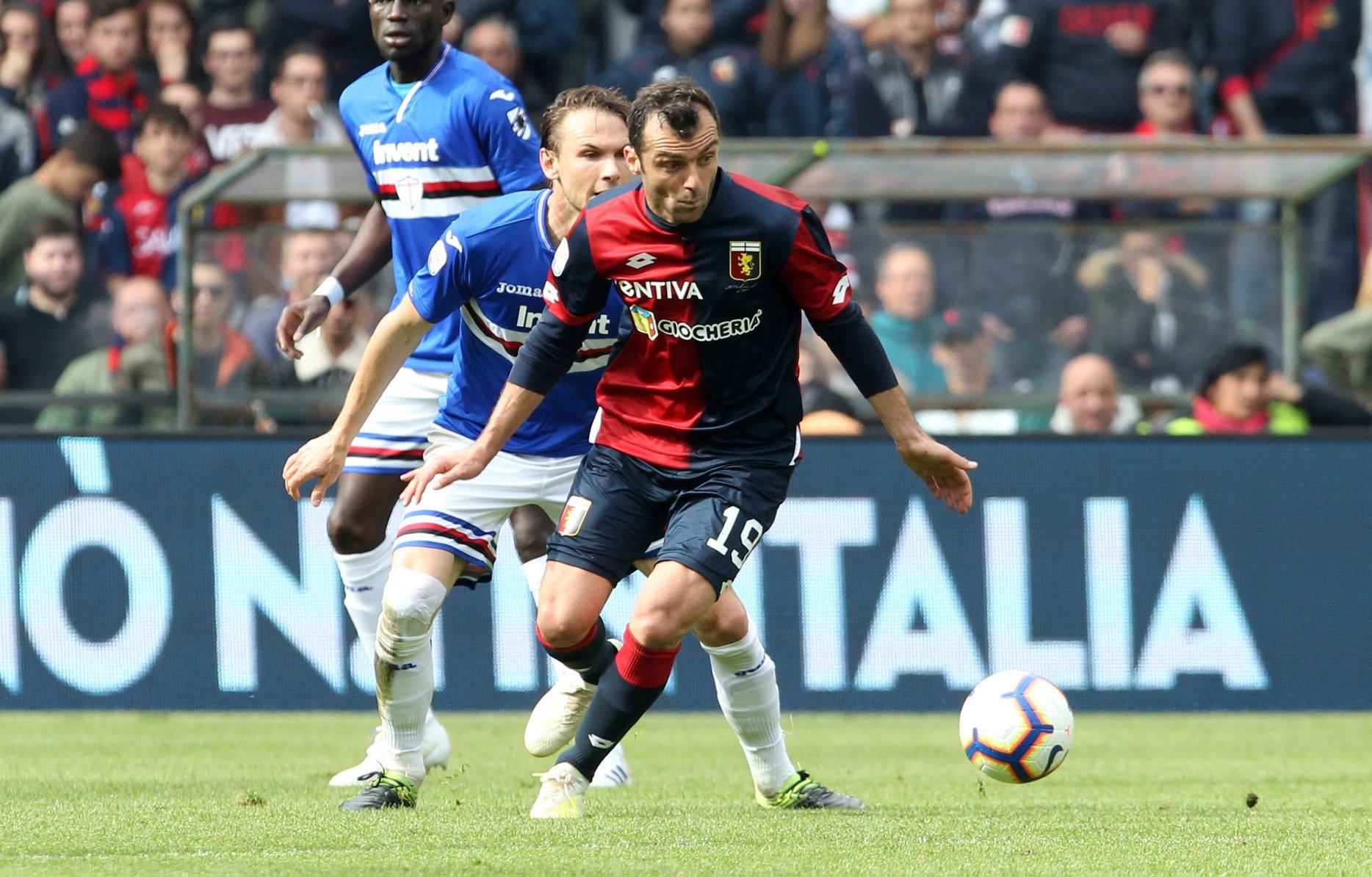 Pandev vs Sampdoria 2019