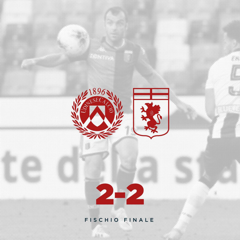 Udinese-Genoa