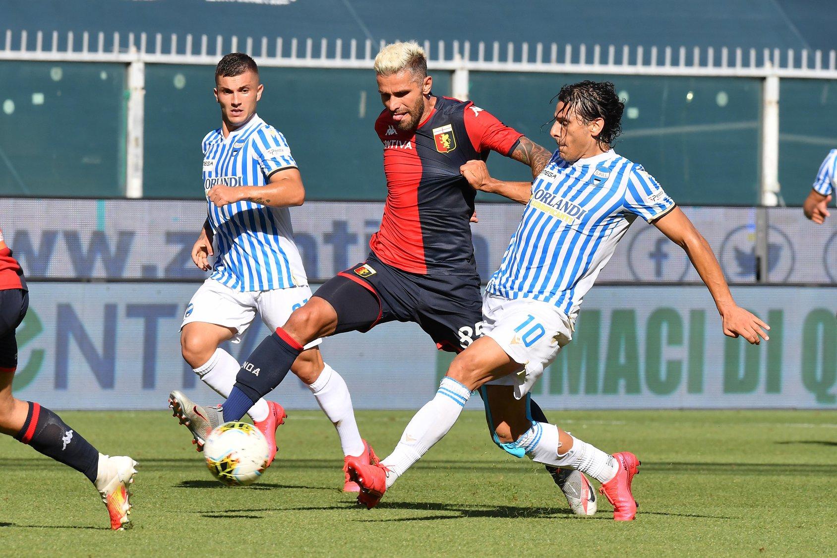 Behrami Genoa