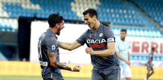 De Paul Lasagna Udinese Serie A
