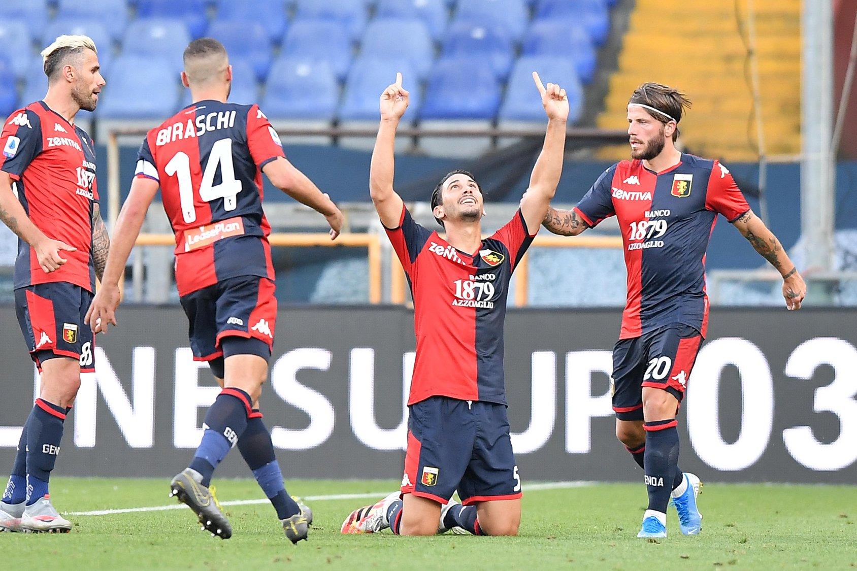 Goldaniga Genoa Biraschi