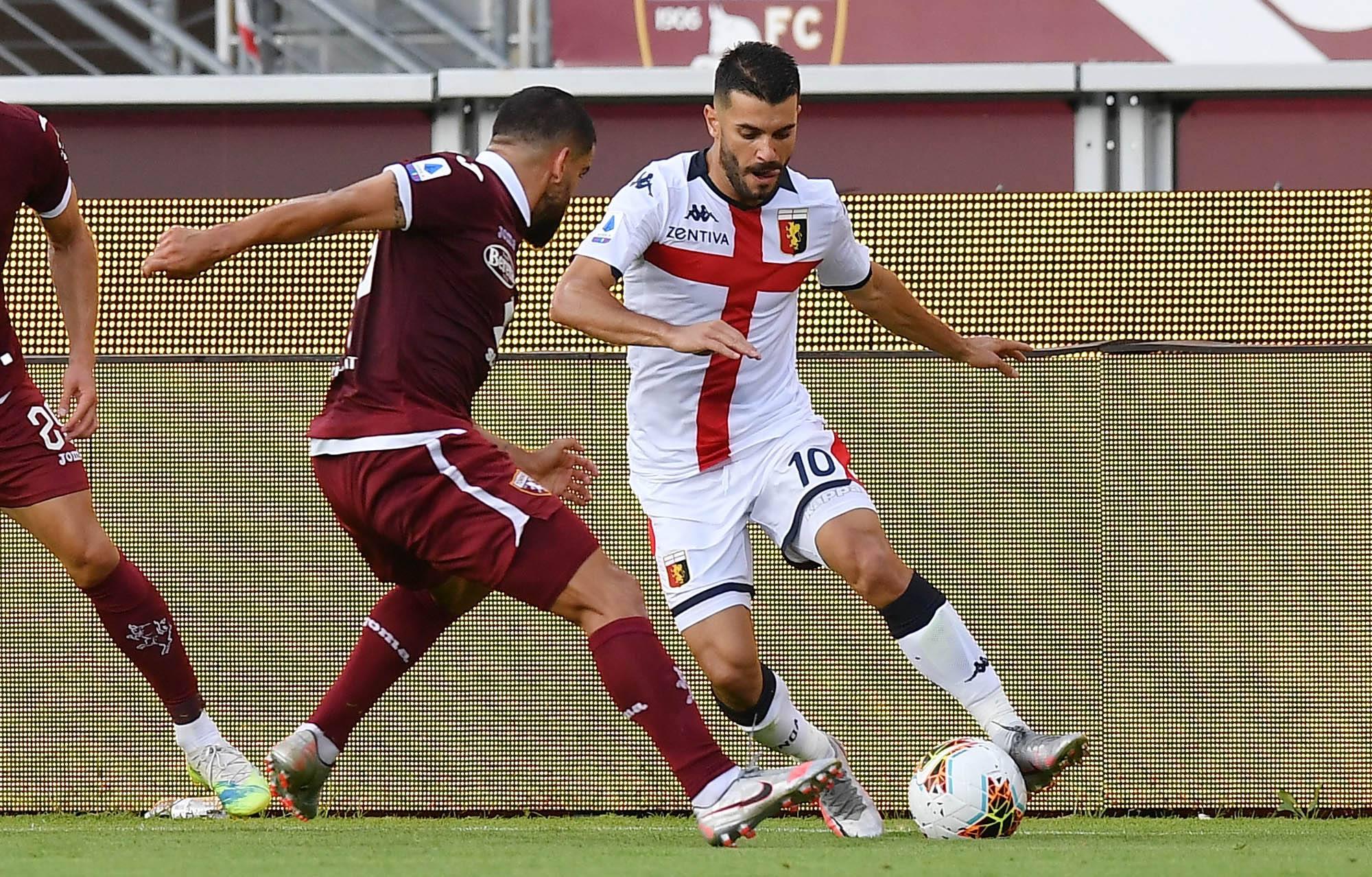 Iago Falque Torino-Genoa