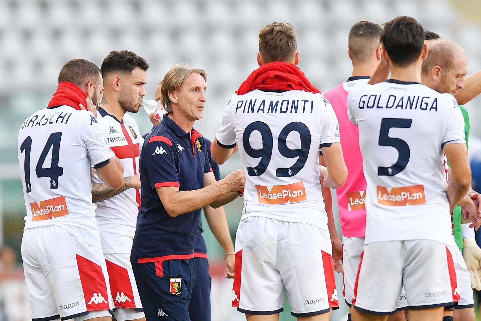 Nicola Pinamonti Genoa