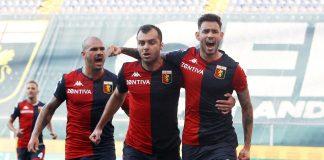 Sturaro Pandev Sanabria Genoa