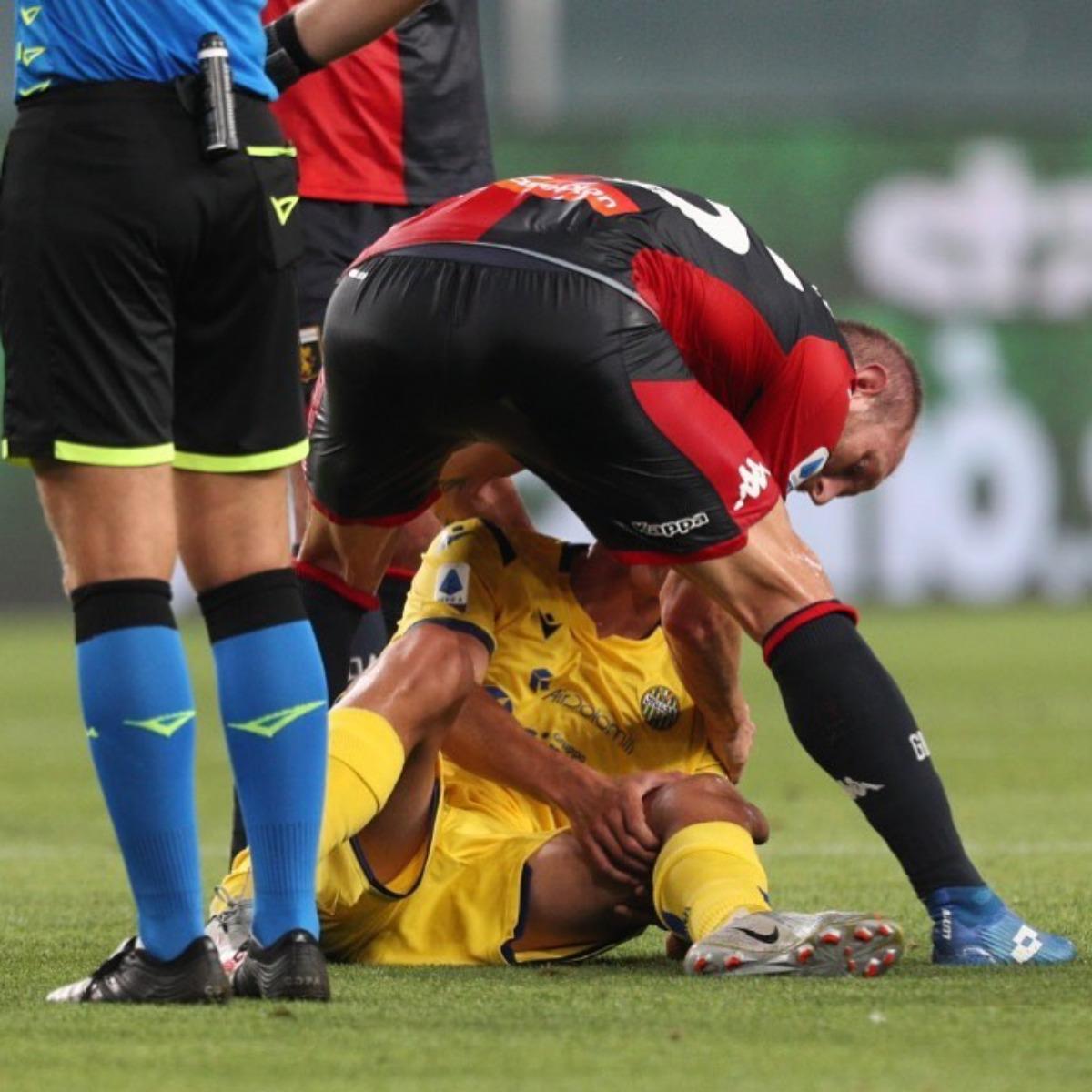 Pessina Masiello Genoa-Hellas Verona