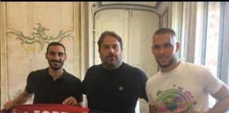 Genoa Pjaca Zappacosta