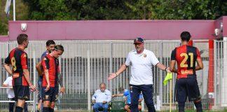 Maran Radovanovic Genoa Serie A