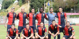 Genoa-Carpi 2020-2021