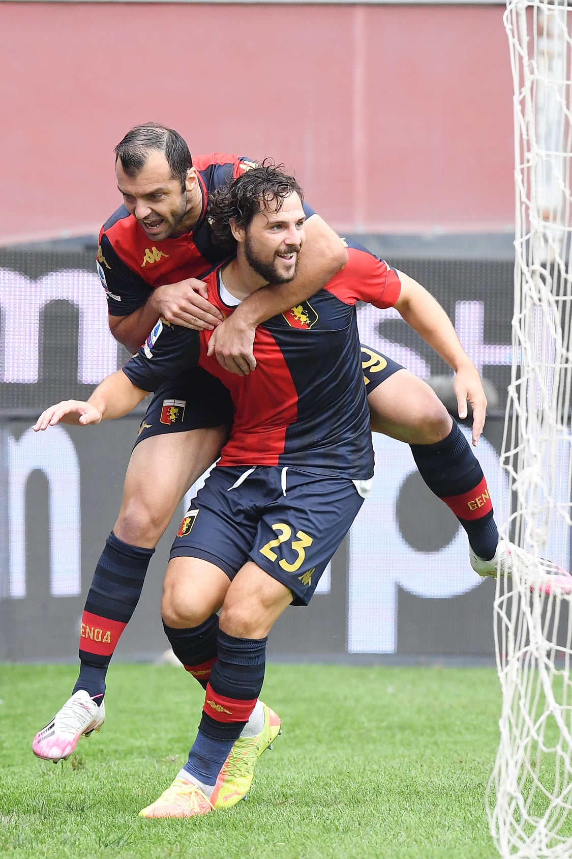 Destro Pandev Genoa