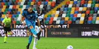 Galabinov Spezia Serie A