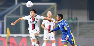 Radovanovic Verona-Genoa Salcedo