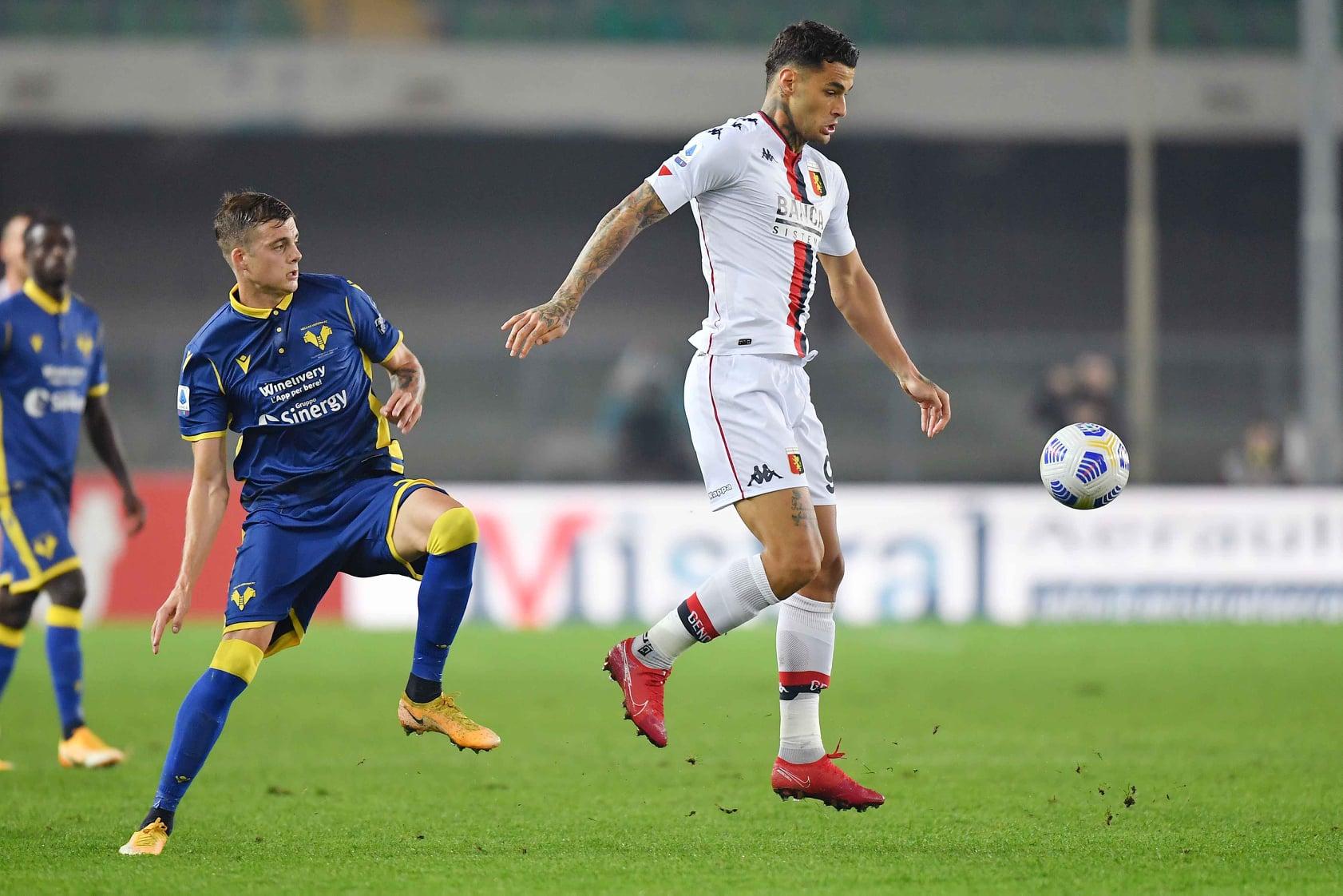 Coppa Italia: Genova-Catanzaro 2-1, Aquile in partita fino alla fine