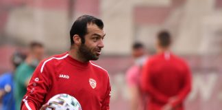 Pandev Macedonia del Nord Nations League