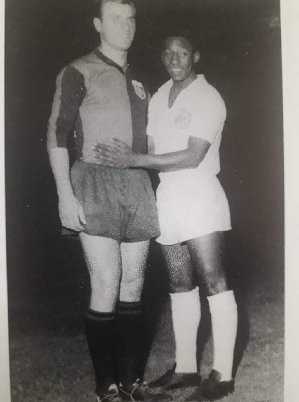 Barison Pelé Genoa-Santos