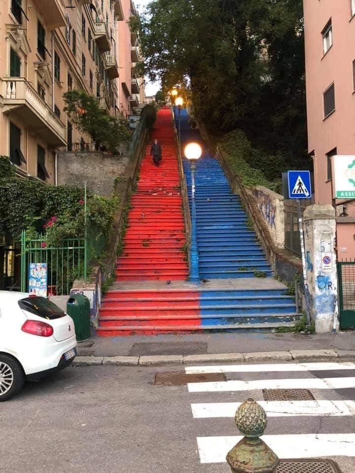 Genova scalinata