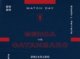 Genoa-Catanzaro