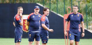 Maran Maraner Genoa staff