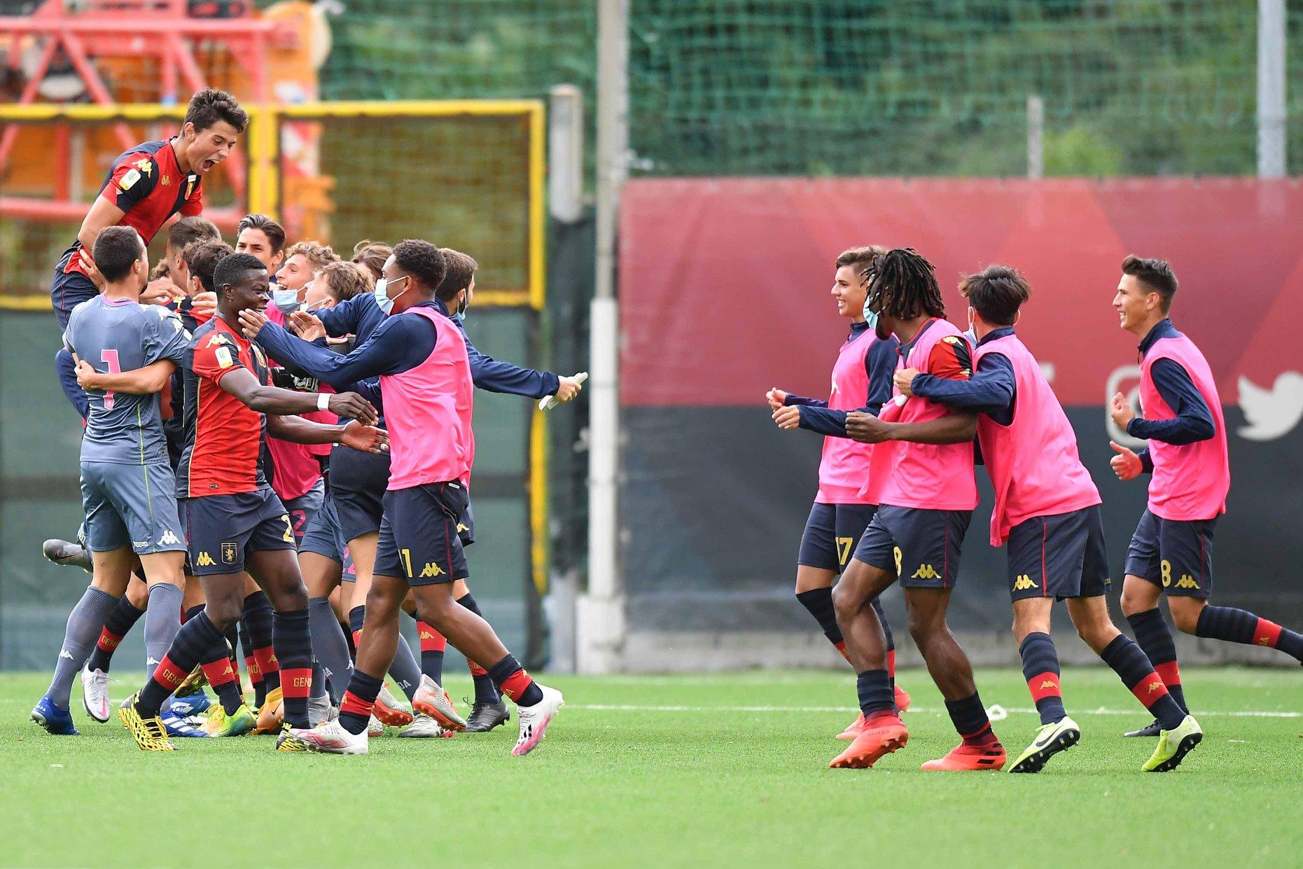 Genoa Primavera 2020-2021 Genoa-Parma
