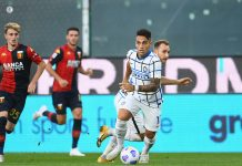 Martinez Rovella Genoa-Inter