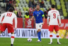 Nations League Bonucci Italia Nazionale
