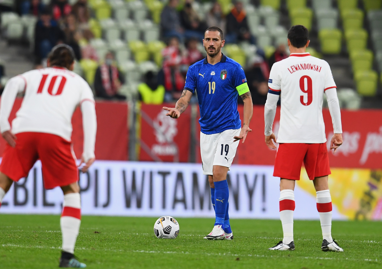Nations League Bonucci Italia Nazionale