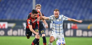 Ghiglione Eriksen Genoa-Inter