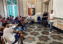 Serie A Calcagno Biondini AIC Genoa