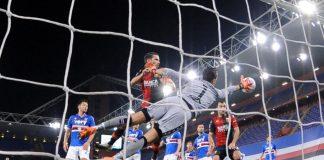 Audero Sampdoria-Genoa